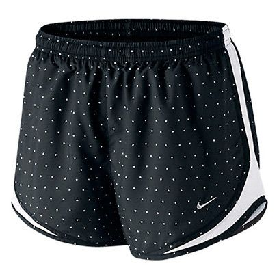Nike | Polka Dot Shorts | John Lewis | Gym Wear | Fashion Trend | Red online size small