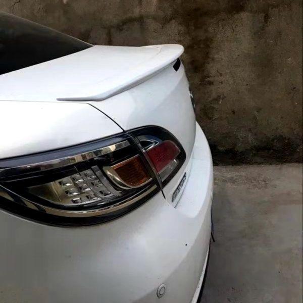 33 83 خصم 29 سبويلر عالي الجودة مصنوع من مادة Abs لسيارة مازدا 6 2009 2014 برايمر لون خلفي لتزيين جناح السيارة الخلفي سبويلر للسيارة Maz In 2020 Mazda 6 Mazda Car