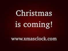 Christmas Countdown 2016 - Find out how many days until Christmas 2016