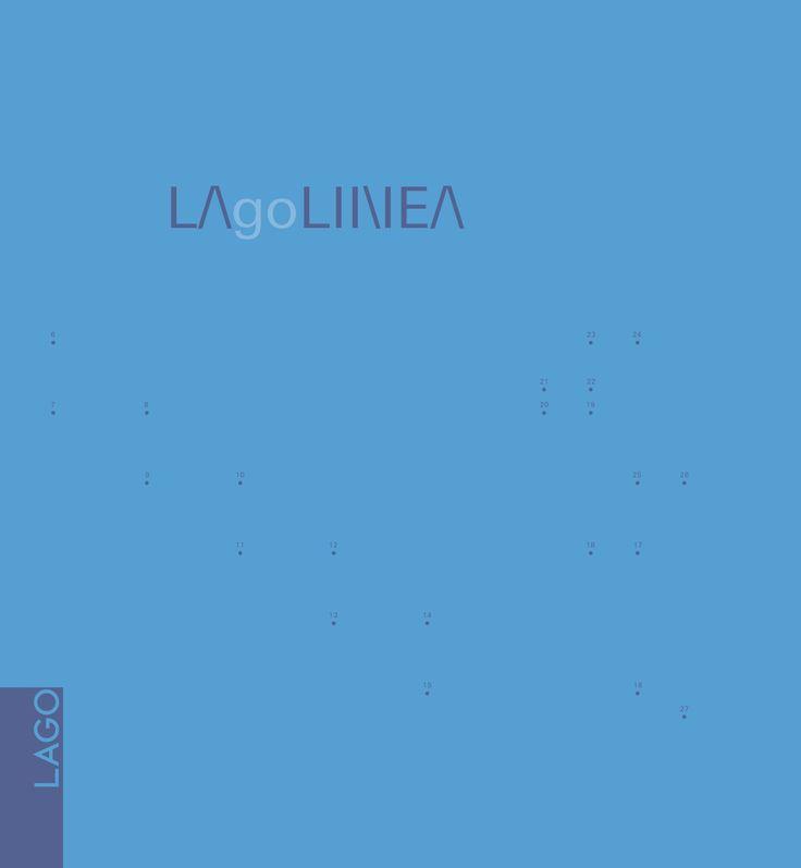 LAGO Linea  sistema LagoLinea catalogo 2009