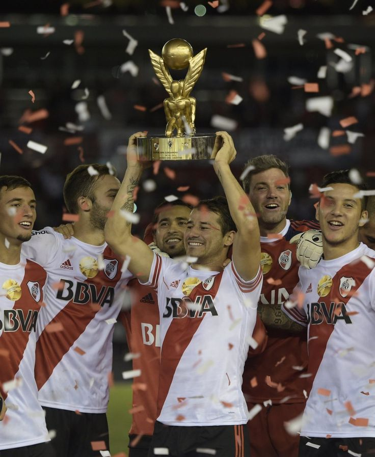 Copa EuroAmericana. #River #Campeon