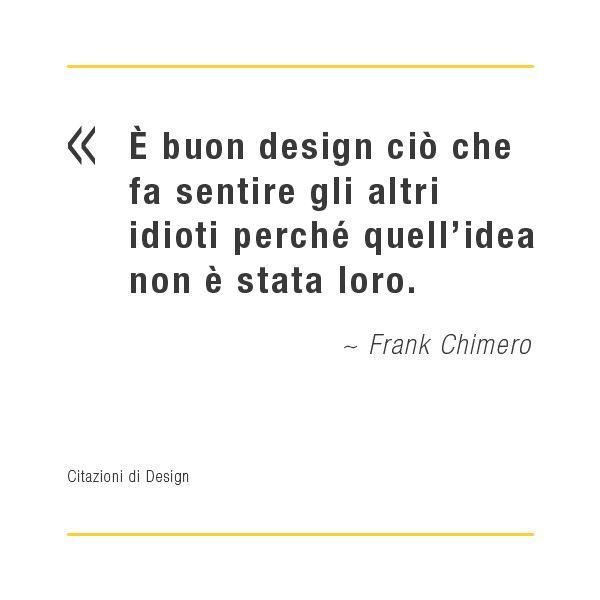 Citazioni di design: Frank Chimero