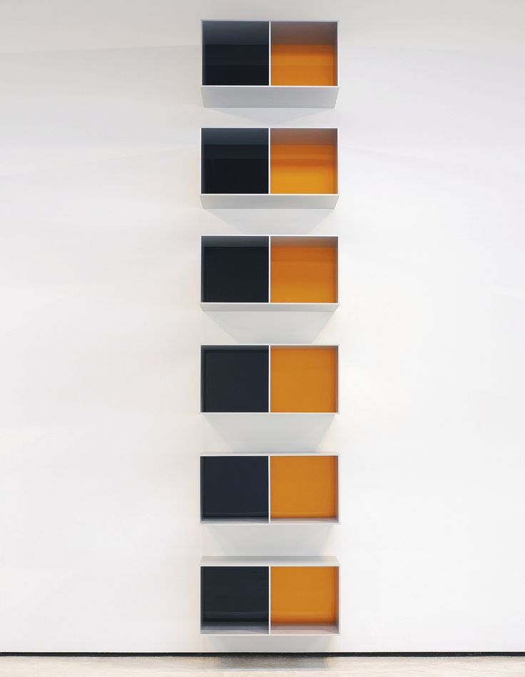 17 best images about donald judd on pinterest donald o for Minimal art judd