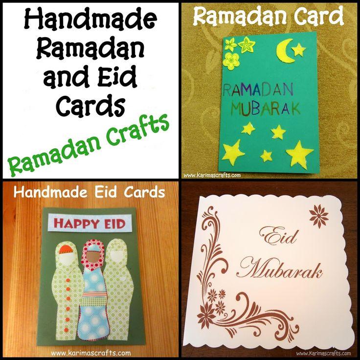 Karima's Crafts: 30 Days of Ramadan Crafts - Roundup