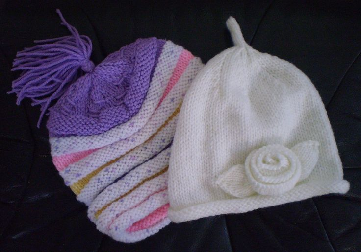 More hat for charity