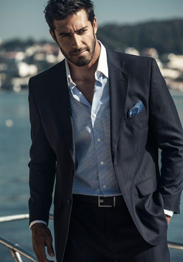 Italienischer Anzug steht für einwandfreie Eleganz – Aytunç ÖZER