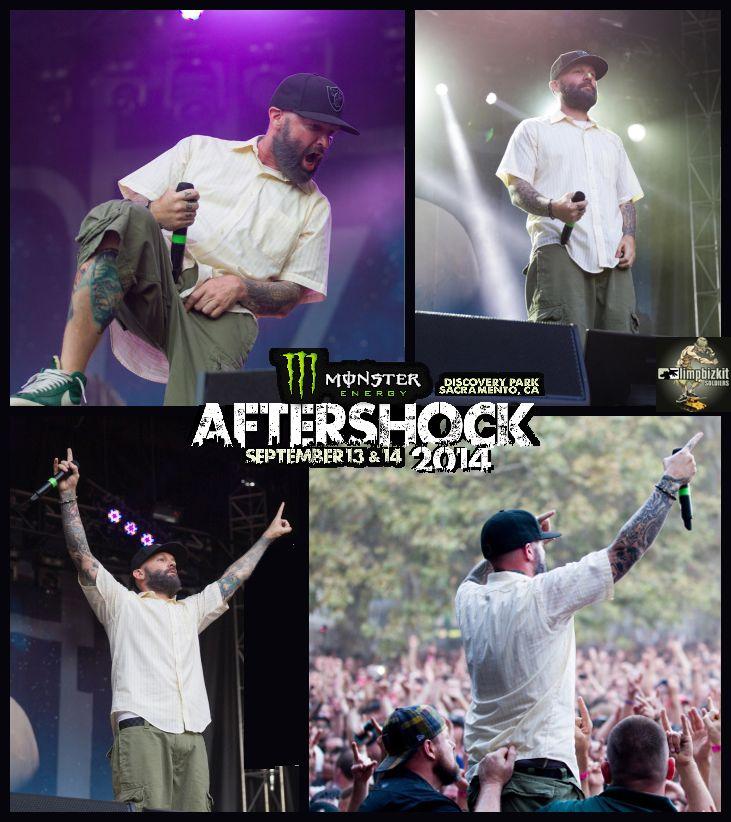 #limpbizkit #aftershockfestival