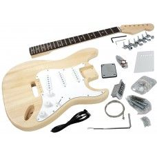8 best diy kits images on pinterest arts and crafts kits diy solo st style diy guitar kit basswood body hard maple neck solutioingenieria Images