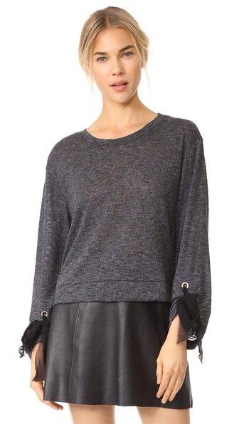 ELLA MOSS Nicolette Top. #ellamoss #cloth #dress #top #shirt #sweater #skirt #beachwear #activewear