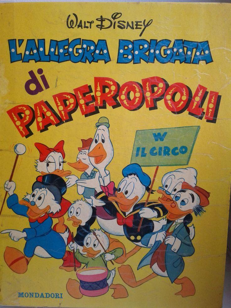 L'allegra brigata di Paperopoli Disney