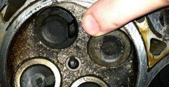 Tác hại của muội than carbon đối với động cơ xe