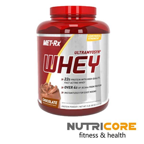 ULTRAMYOSYN WHEY | Nutricore | fitness & health