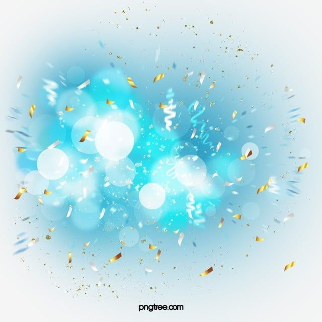 Sinyaya Tekstura Tvorcheskij Effekt Konfetti Svet Fejerverk Bryzgat Poplavok Png I Psd Fajl Png Dlya Besplatnoj Zagruzki Blue Texture Glowing Background Photoshop Backgrounds Free