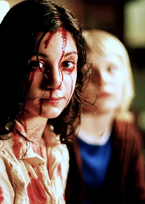**Let the Right One In ( Låt den rätte komma in) - Swedish - (2008)  Director: Tomas Alfredson  - A bullied 12 year old meets the new neighbor.  A different kind of vampire story.
