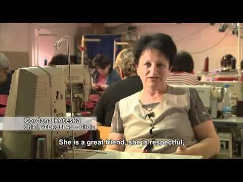 Documentary about domestic violence in fYR Macedonia