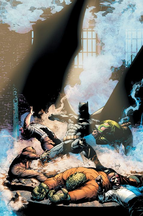 Batman   Scott Snyder, James Tynion IV, Greg Capullo, Jonathan Glapion -- Batman. More than 70 years later, he's still a total boss and his story still has surprises.