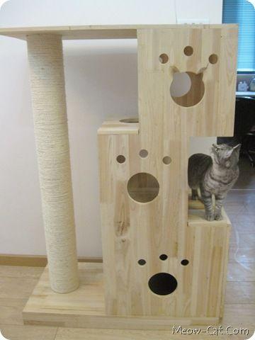 cat tree plans-1