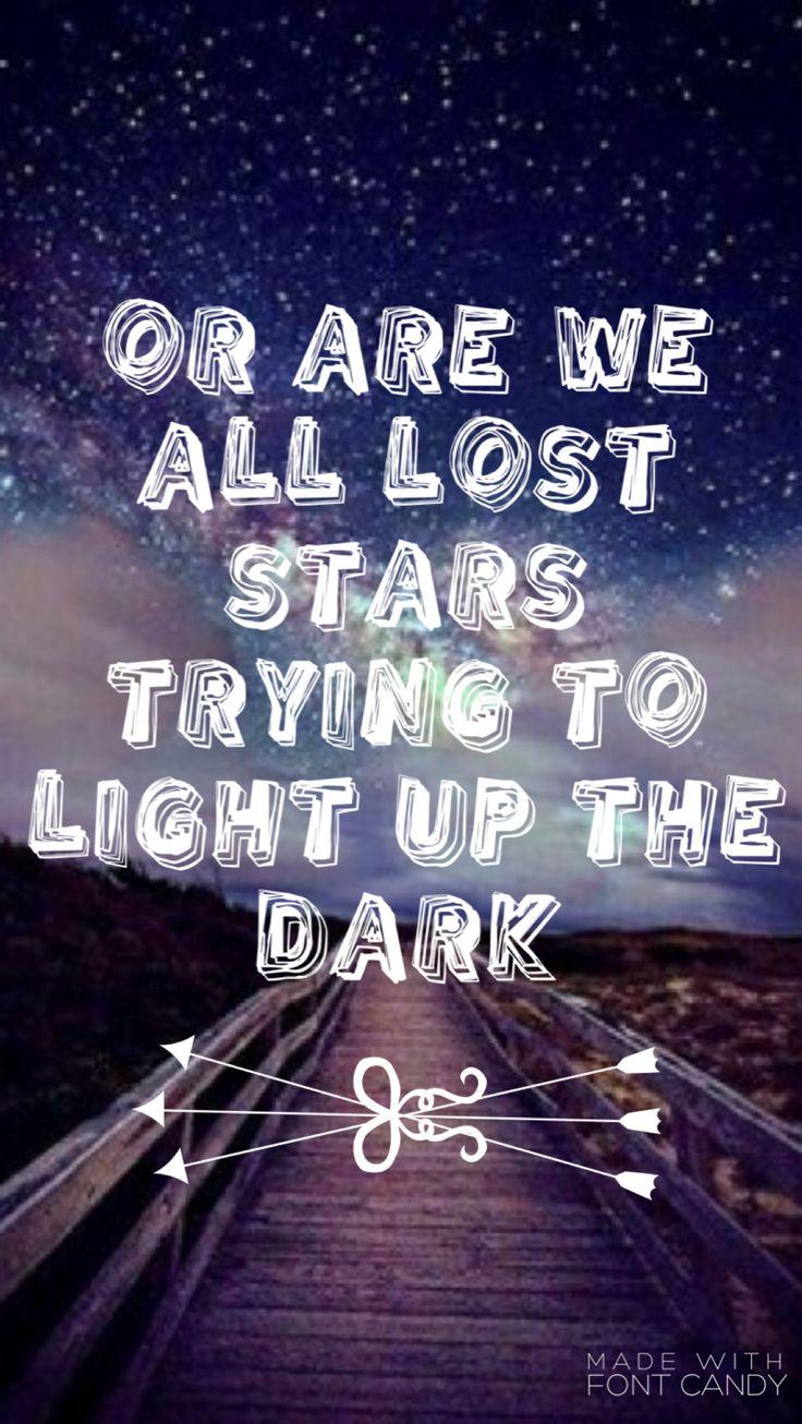 Lost Stars~Adam Levine
