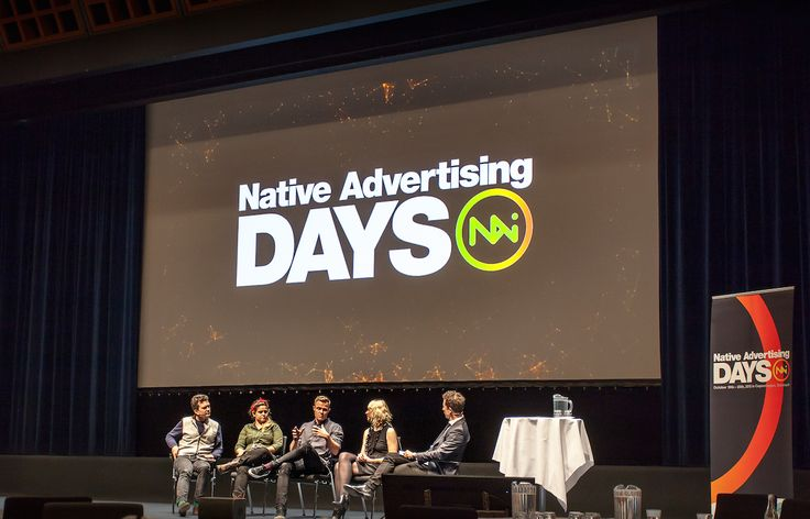 Native Advertising Days 2016 - Native Advertising Institute