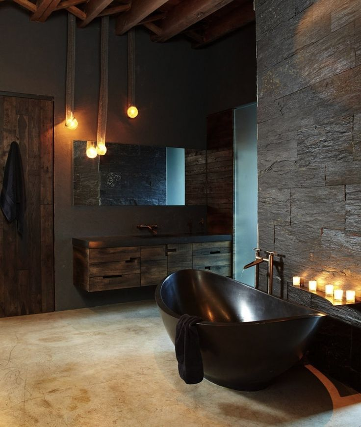 5 Industrial Bathroom Design Ideas to Glam Up your Home ➤ To see more news about Luxury Bathrooms in the world visit us at http://luxurybathrooms.eu/ #bathroom #interiordesign #homedecor @BathroomsLuxury @koket @bocadolobo @delightfulll @brabbu @essentialhomeeu @circudesign @mvalentinabath @luxxu @covethouse_