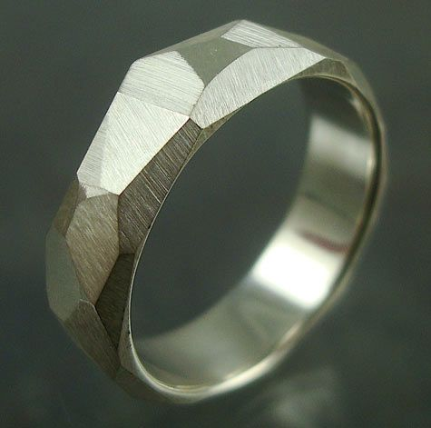 i love this danielle miller faceted ring.