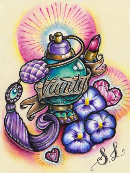 Vanity by DollyEyes.deviantart.com on @deviantART