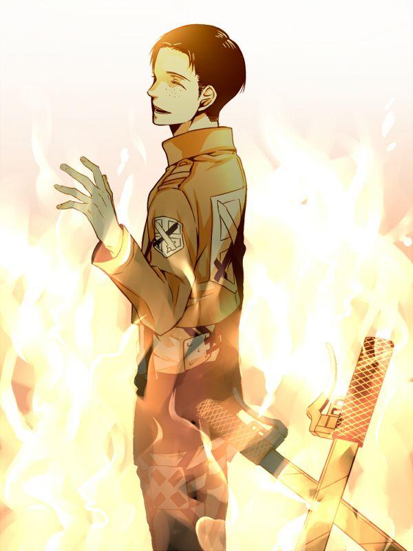 Marco Bott | Attack on titan, Anime fan, Anime
