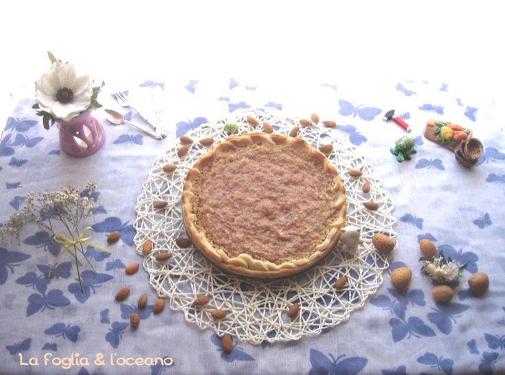 Il ricettario della nonna – Bakewell Tart con crema frangipane alle mandorle