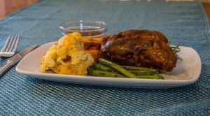 Home-style Delicious Lamb Shanks