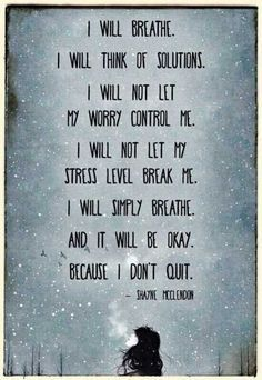 25+ best Just breathe quotes on Pinterest | Inspiration ...