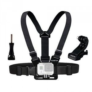 6.Top 10 Best Mount Harness for GoPro Reviews in 2016