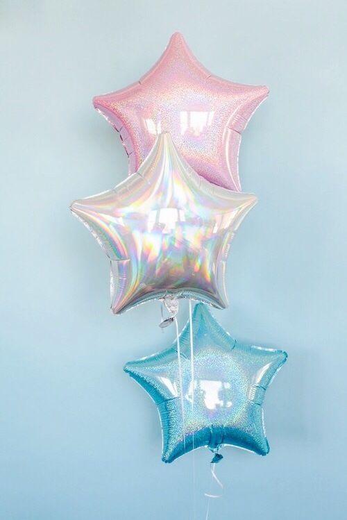 Resultado de imagen para globos de cumpleaños tumblr