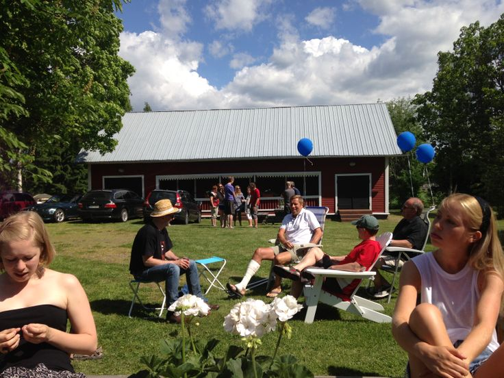 Campside, summer party