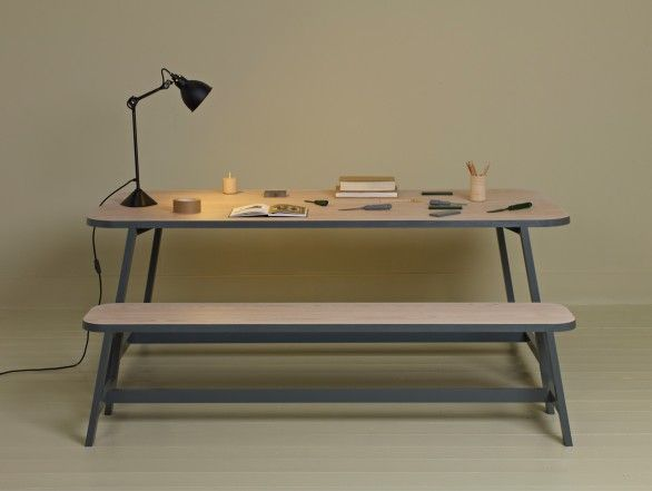Another Country Dining Table Three
