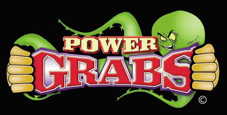 Power Grabs Original Octopus Brand Logo