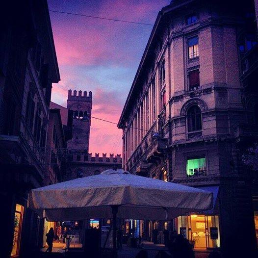 Bologna, Via Orefici, foto di Bologna Bella
