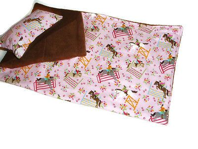 """#Horses #sleeping bag fits american girl dolls 18"""" doll #clothes horse & rider,  View more on the LINK: http://www.zeppy.io/product/gb/2/252689353991/"""