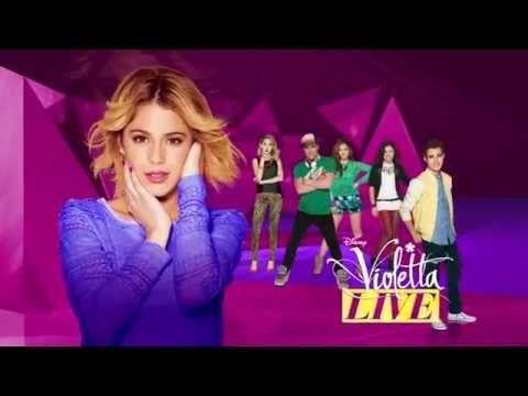 #ViolettaLive esta tan cerca!!❤️