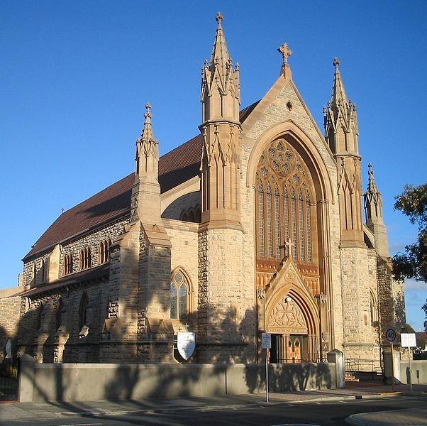 St. Patrick's Basilica, Fremantle, Australia