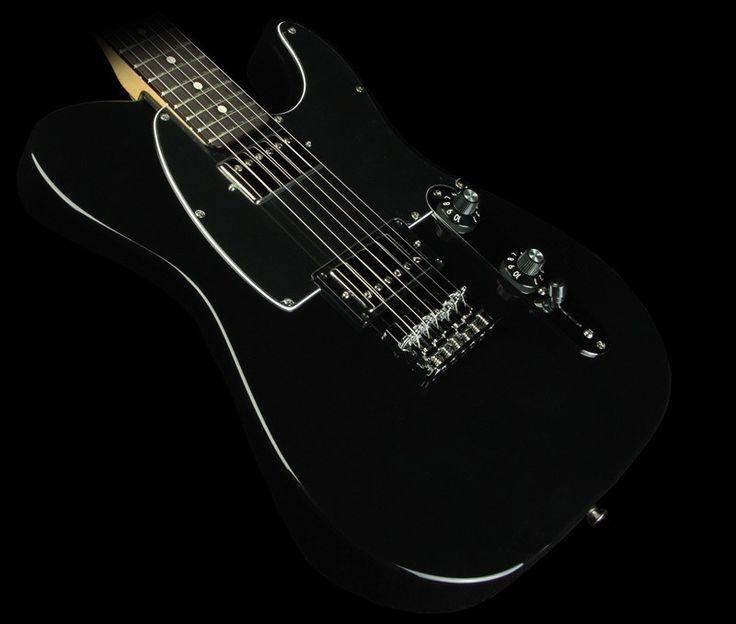 """Date slancio al vostro suono con un potente, ruvido humbucker. La nuova e innovativa serie di chitarre Fender Blacktop\\\"""" espande l\\\'orizzonte sonoro delle cl..."""