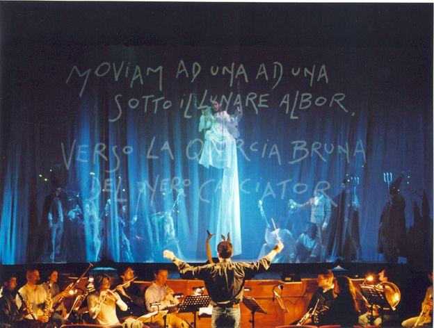 Opera Domani 2001, Falstaff