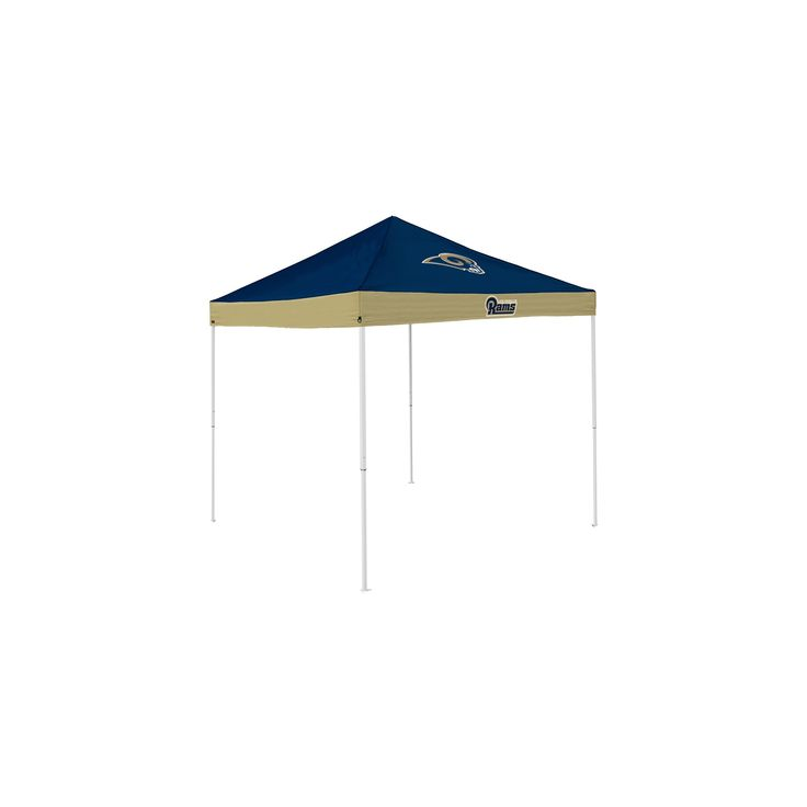 NFL Los Angeles Rams 9x9' Gameday Canopy Tent