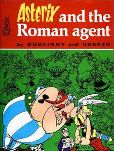 Free download Pdf files: Asterix and the Roman Agent Pdf