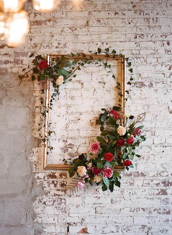 Cupid's Arrow Wedding Inspiration - photo by Jenna Henderson ruffledblog.com/...