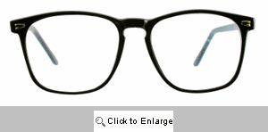 Clark Glasses - 462 Black