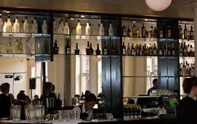 The Exchequer Room bar