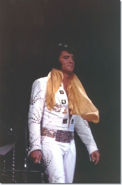 Elvis Presley : Madison Square Garden : Opening Night : Friday June 9th 1972 : 8:30pm.