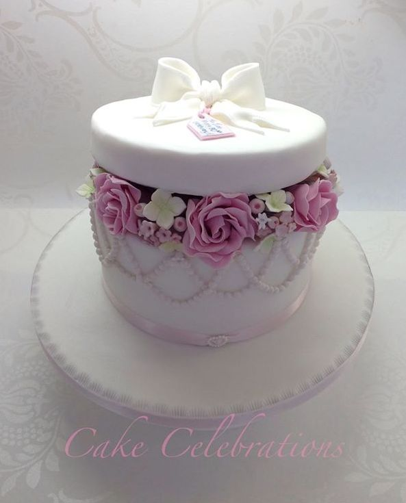 1000+ Ideas About 80th Birthday Cakes On Pinterest