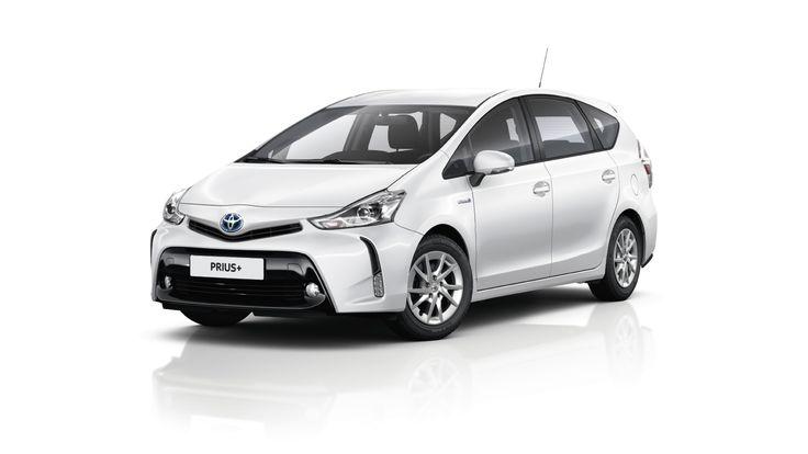 Toyota Prius+ - Carro híbrido familiar de 7 Lugares.