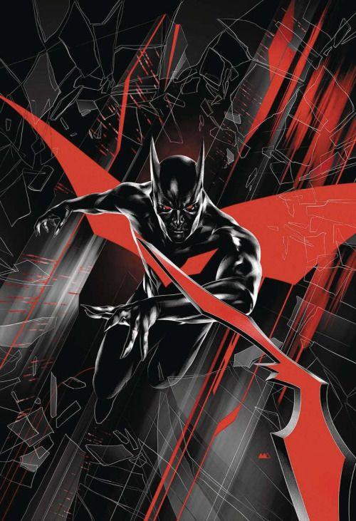 Batman Beyond - Martin Ansin